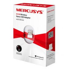 Wi-Fi Адаптер Mercusys MW150US Wireless Nano USB Adaptor